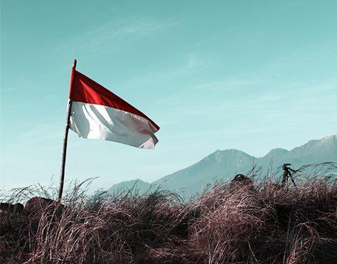 Bendera Merah Putih,